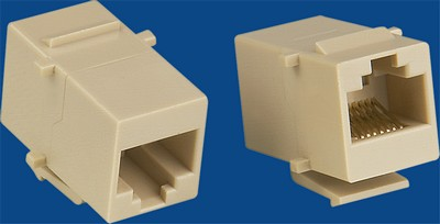 China manufacturer  TM-8018 Cat.5E Rj45 Connectors Network Data keystone jack  company